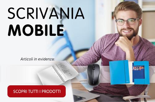 scrivania mobile