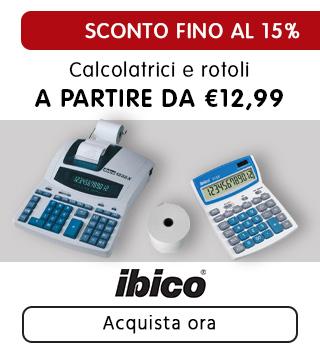 calcolatrici ibico