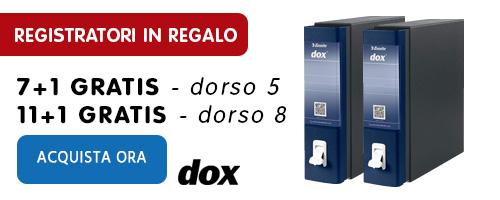 registratori dox