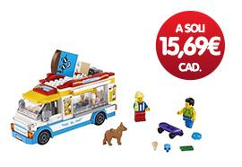 furgone dei gelati